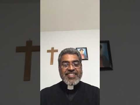 Reflection by Rt. Rev. Msgr. Gigi Philip